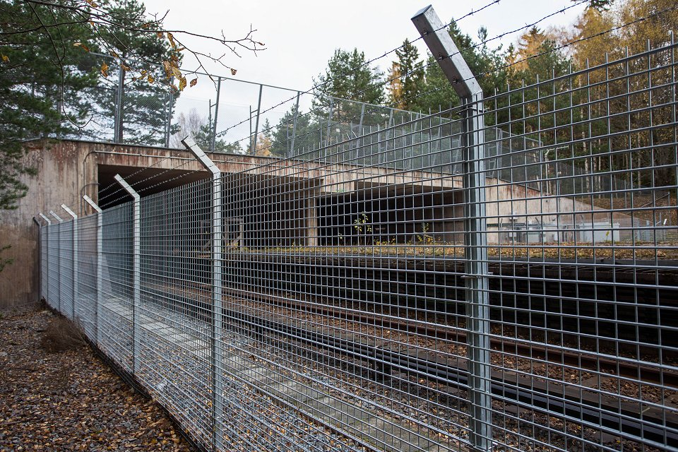 Kymlinge station Ursvik - november 2017