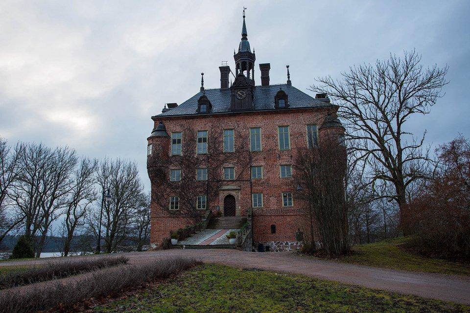 venngarns slott karta Foto   fotogalleri   Slott   Wiks slott   januari 2018   bjarnestam.se venngarns slott karta